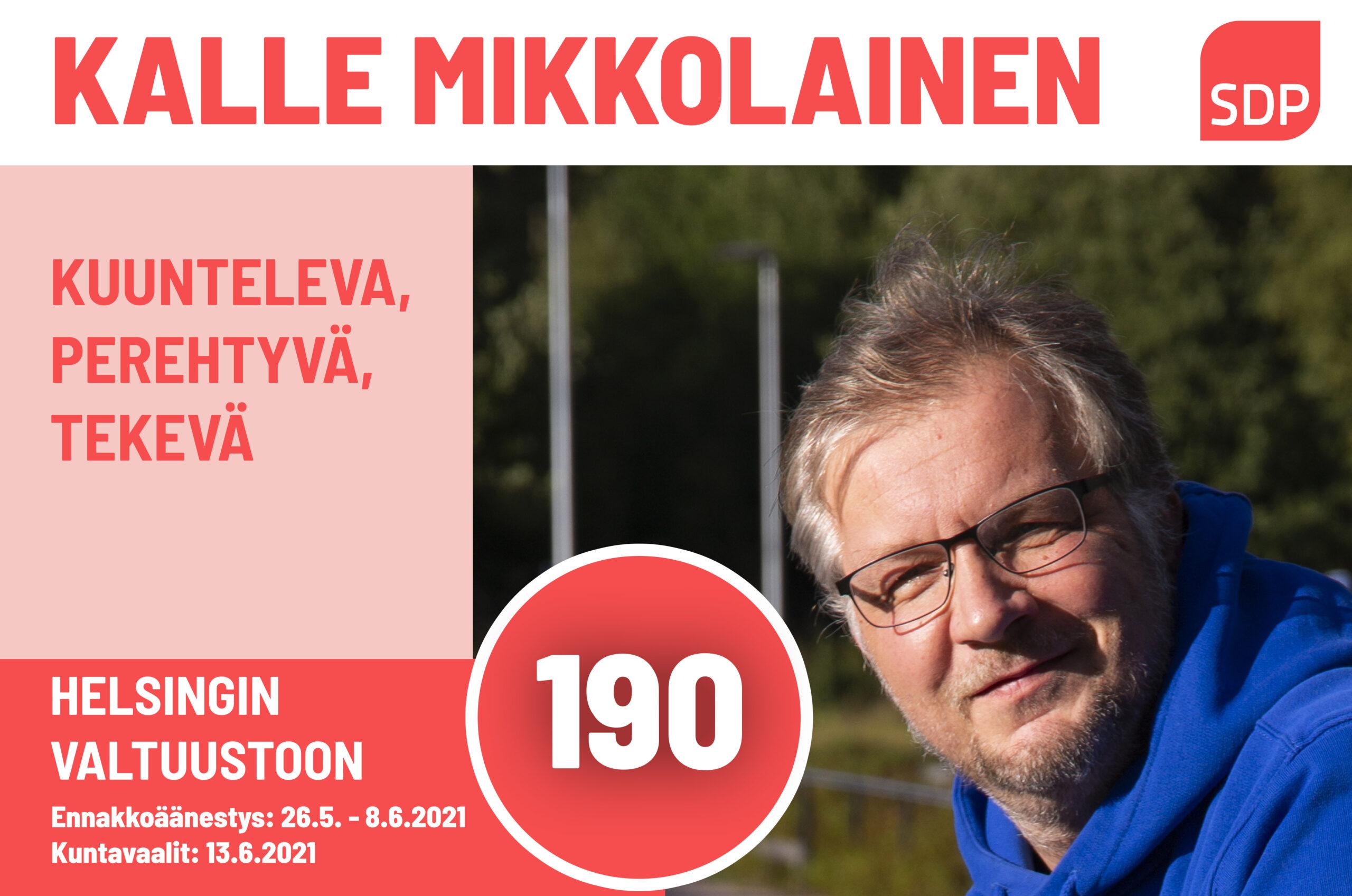 Kalle Mikkolainen 190